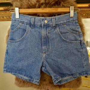 Vintage Lee Mom Shorts Size Kids 12Reg